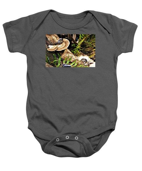Florida Forest Baby Onesie