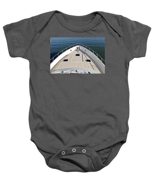 Fore Deck Baby Onesie