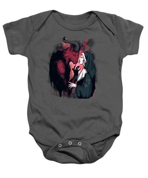 Forgive Me Father Baby Onesie