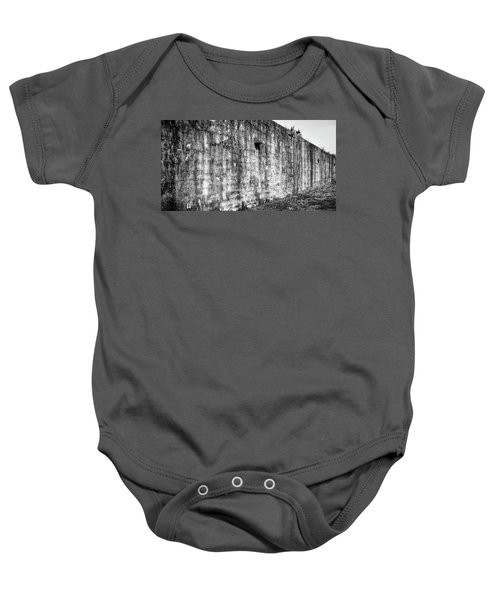 Fortification Baby Onesie