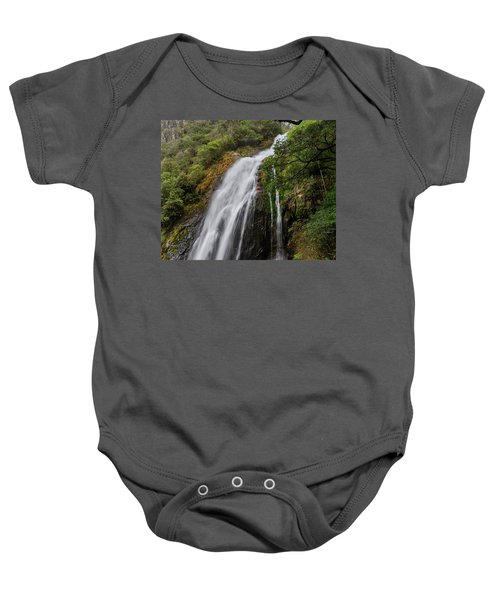 From Great Heights Baby Onesie
