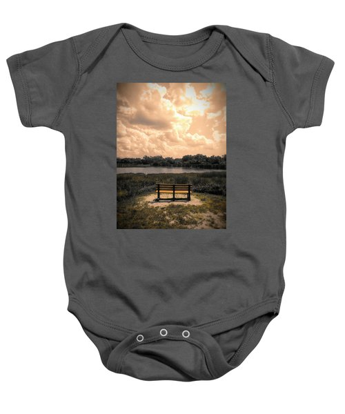 From Here To Eternity Baby Onesie