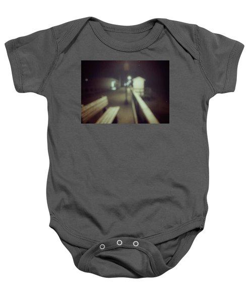 ghosts IV Baby Onesie