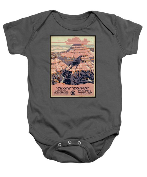 Grand Canyon National Park Baby Onesie