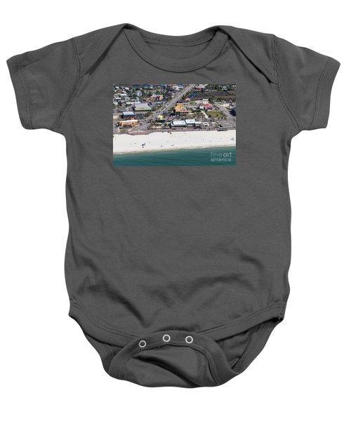 Gulf Shores Beach 7139 Baby Onesie