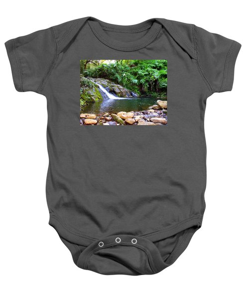 Healing Pool - Maui Hawaii Baby Onesie