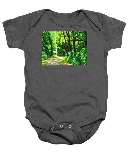 Heaven And Nature Sings Baby Onesie