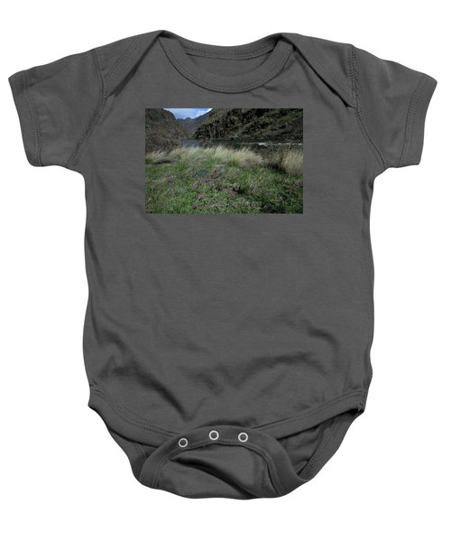 Hells Canyon National Recreation Area Baby Onesie