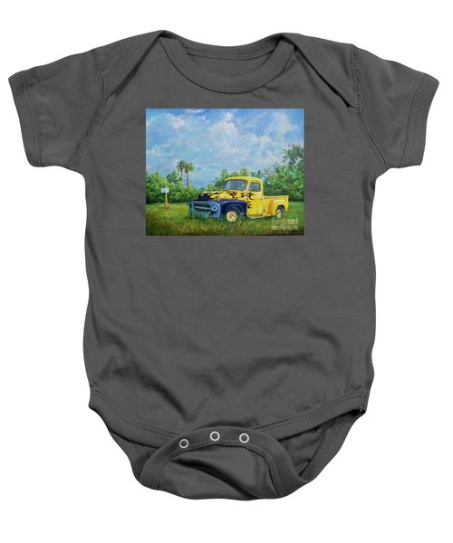 Here They Are Baby Onesie