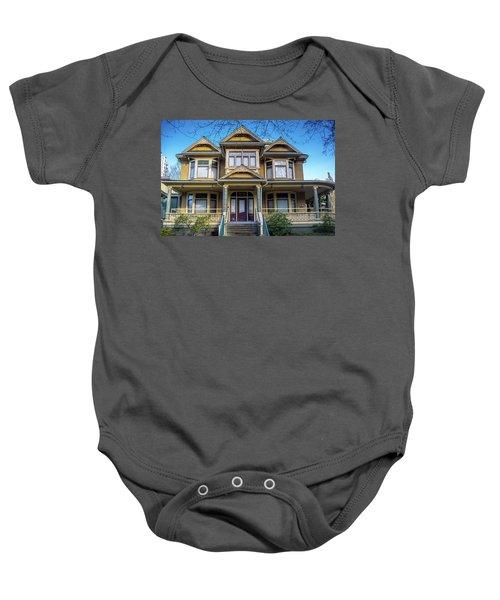 Heritage House Baby Onesie