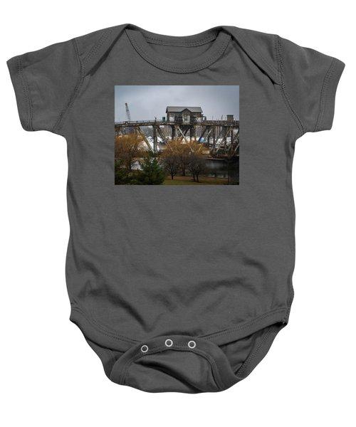 House Bridge Baby Onesie