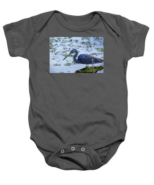 Hunt For Lunch Baby Onesie