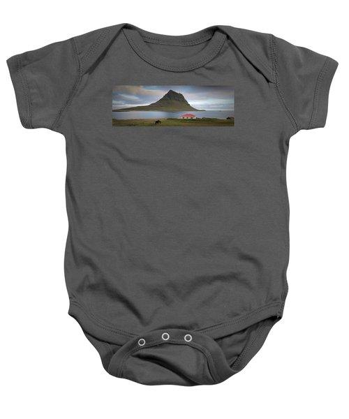 Iceland  Baby Onesie