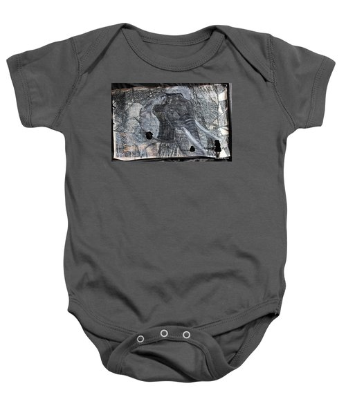 Isn't There Always An Elephant That No One Can See Baby Onesie