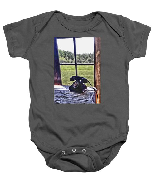 It's For You Baby Onesie