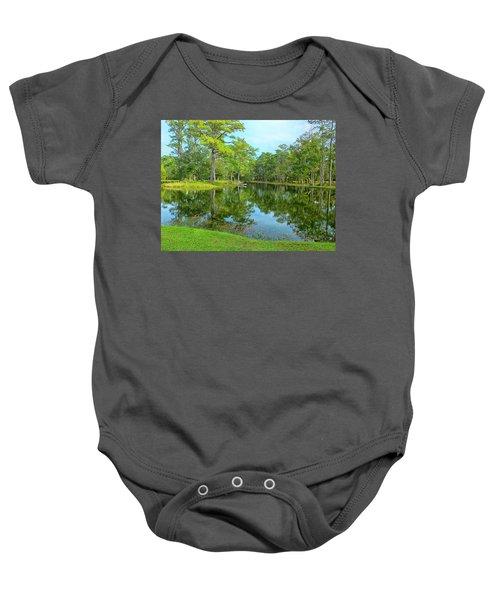 Jessamine Pond Baby Onesie