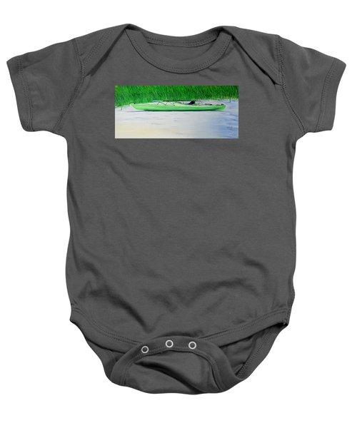 Kayak Essex River Baby Onesie