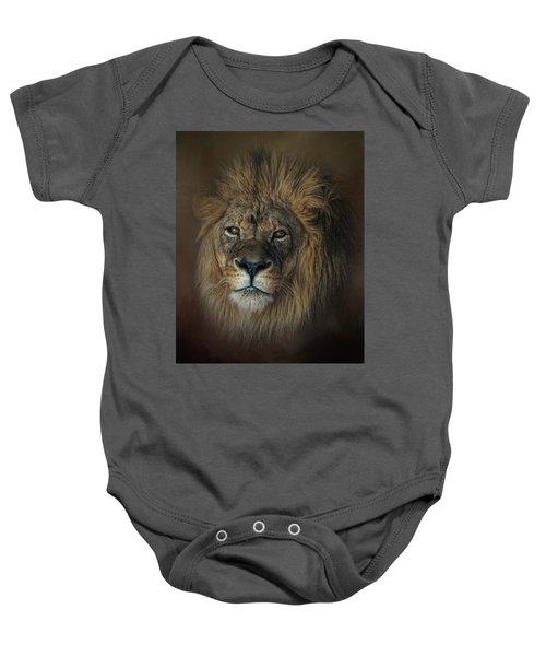 King's Gaze Baby Onesie