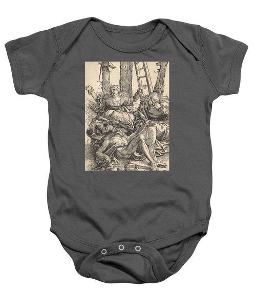 Lamentation For Christ, 1510  Baby Onesie