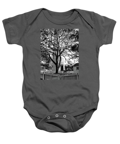 Lighthouse Labor Baby Onesie