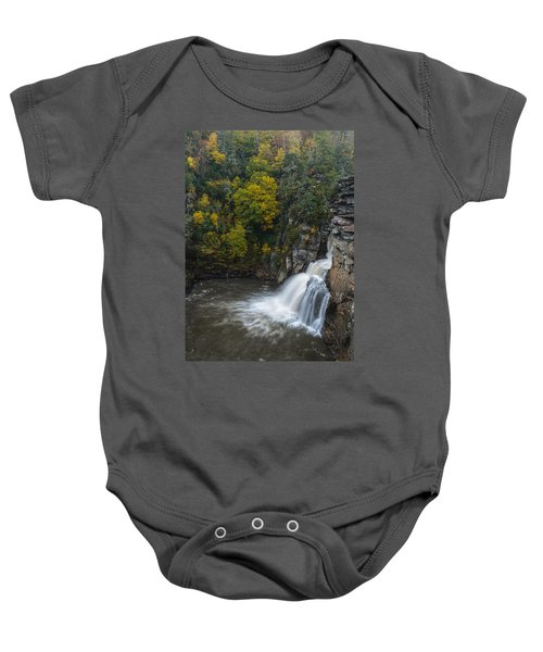 Linville Falls Baby Onesie