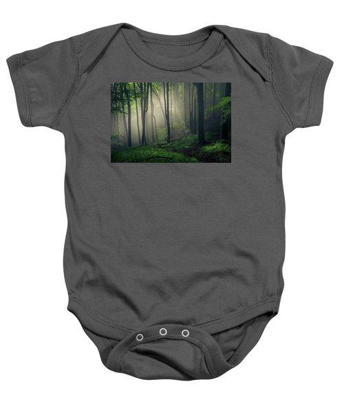 Living Forest Baby Onesie