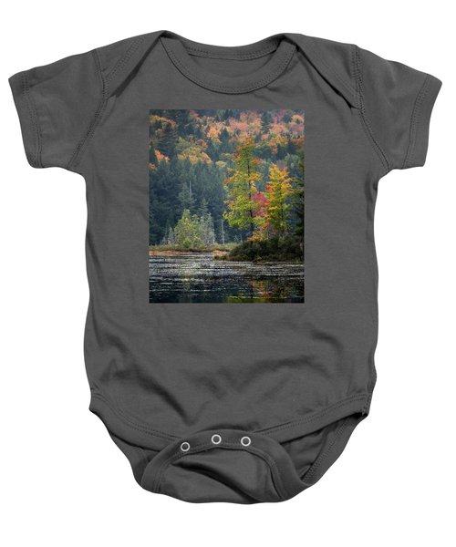 Loon Lake Baby Onesie