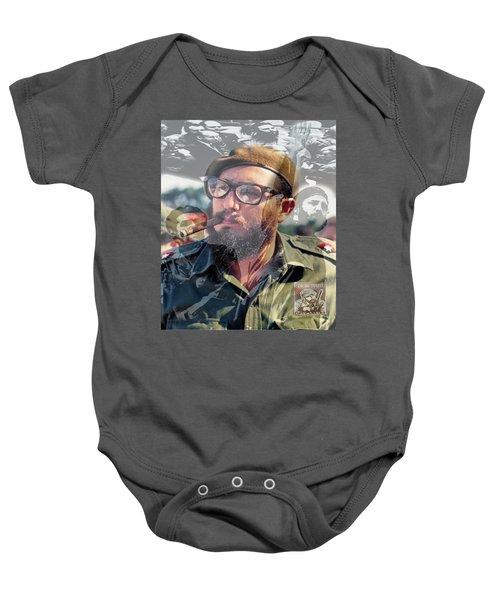 Loved Fidel Baby Onesie