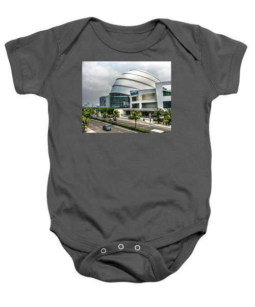 Mall Of Asia 4 Baby Onesie