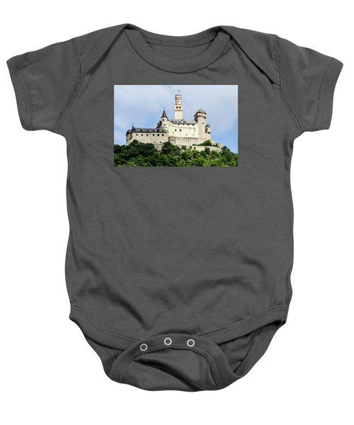 Marksburg Castle Baby Onesie