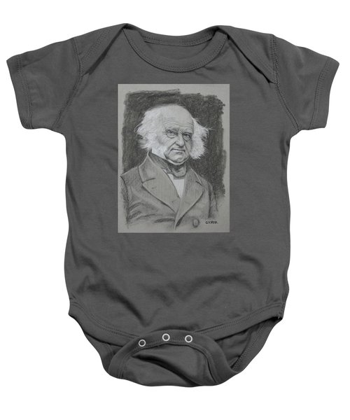 Martin Van Buren Baby Onesie