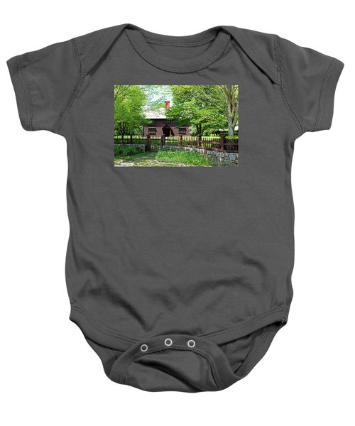 Matthew Whipple House Baby Onesie