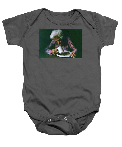 Memories Of Mama Baby Onesie