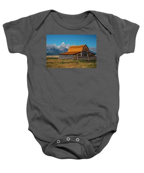 Mormons Barn 3779 Baby Onesie