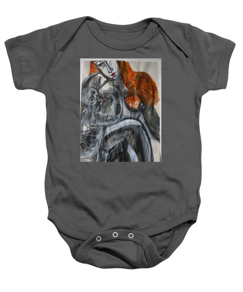Mother Earth Feeds The World Baby Onesie