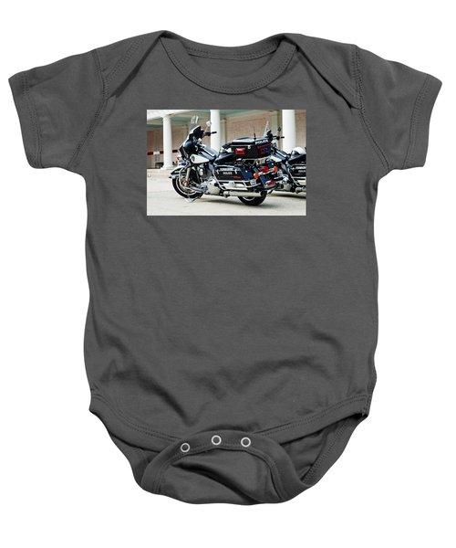 Motorcycle Cruiser Baby Onesie