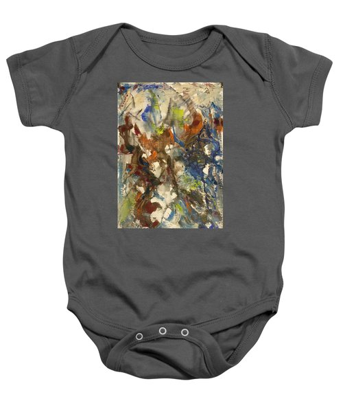 Moving Stage Baby Onesie