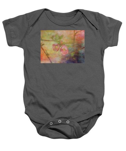 Muted Primaries 8844 Idp_2 Baby Onesie