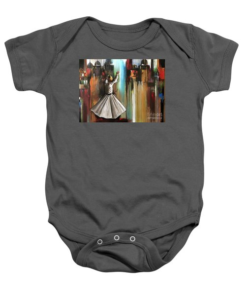 Mystical Journey  Baby Onesie