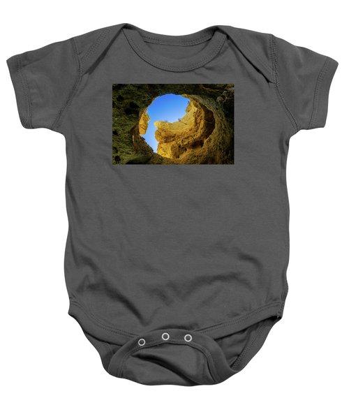 Natural Skylight Baby Onesie