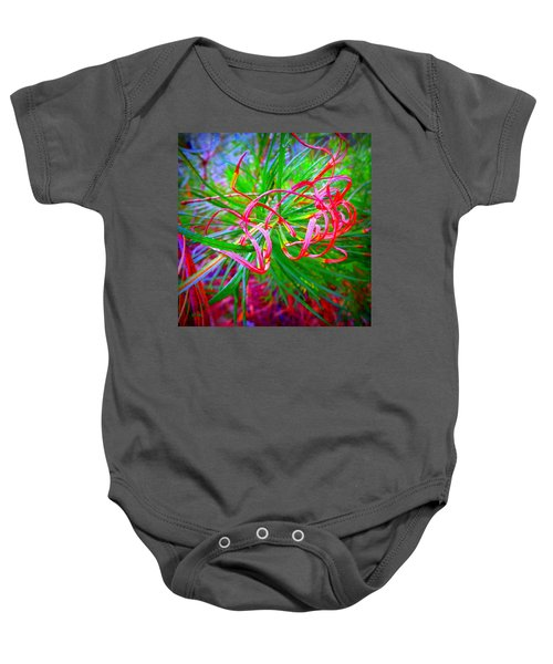 Nature's  Ribbons Baby Onesie
