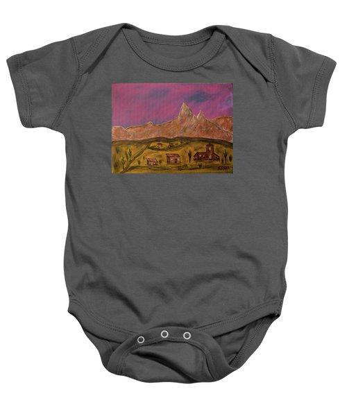 New Mexico True Baby Onesie