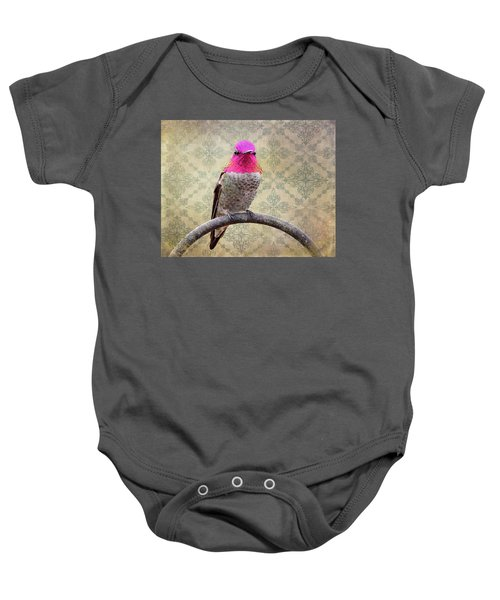 Not Too Shabby Either Baby Onesie