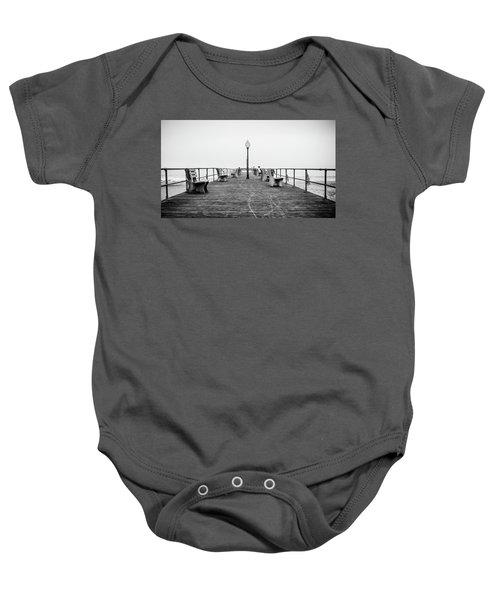 Ocean Grove Pier 1 Baby Onesie