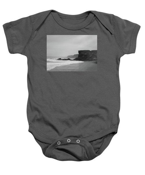 Ocean Memories II Baby Onesie