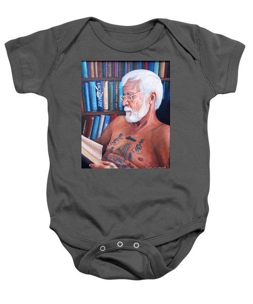 Old Salt Baby Onesie