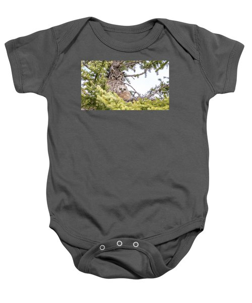 One Of Two  Baby Onesie