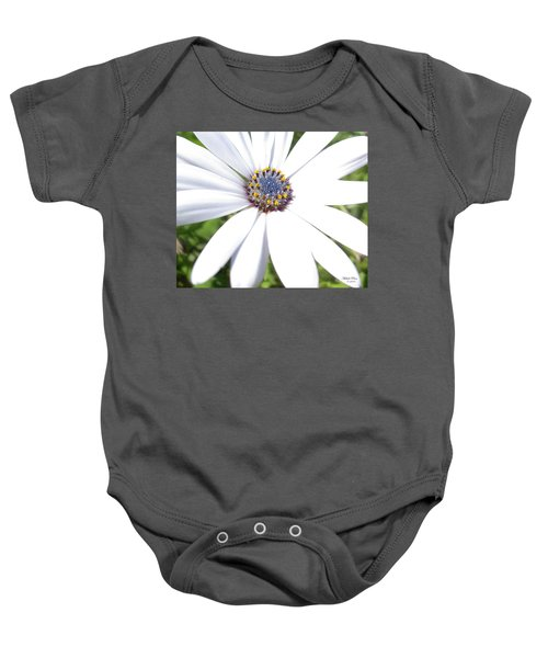Page 13 From The Book, Peace In The Present Moment. Daisy Brilliance Baby Onesie