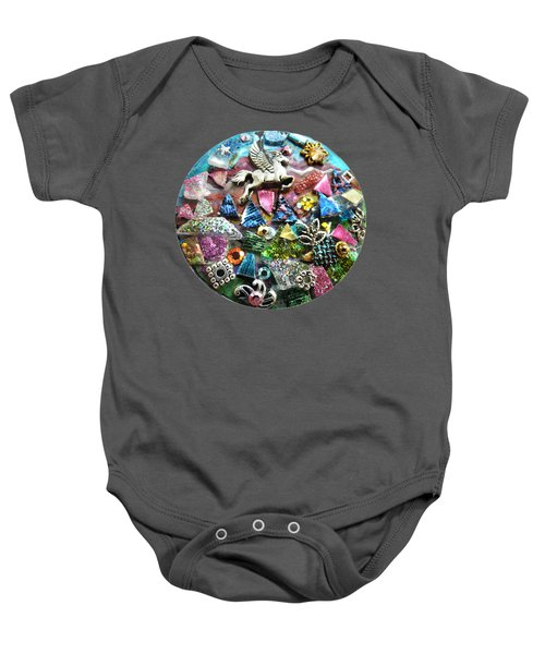 Paguses Jewelry Baby Onesie
