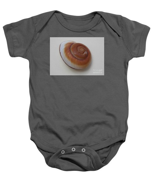 Painted Shell No 27 Baby Onesie